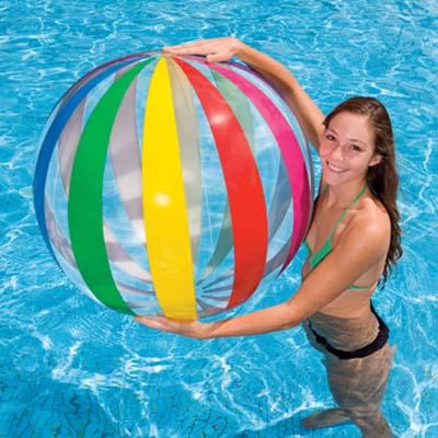 359-380 INTEX Мяч пляжный Jumbo 107 см, 59065