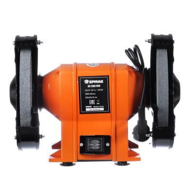 646-045 ЕРМАК Станок заточной электр. ЗС-200/350, 350Вт, 200x20x16.0мм, 2950 об/мин