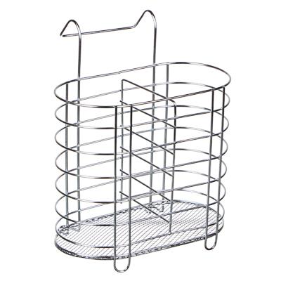 485-015 Сушилка для столовых приборов, металл, 16x8х20см, 843