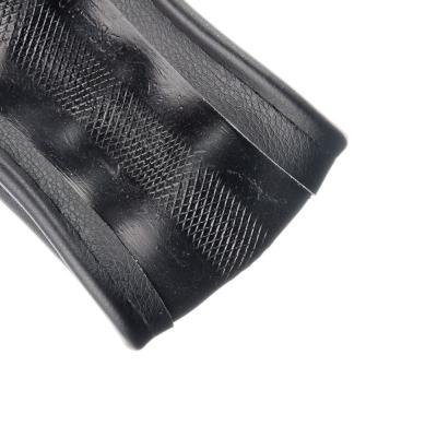 708-401 NEW GALAXY Оплетка руля, натуральная кожа, черный, разм. (L)