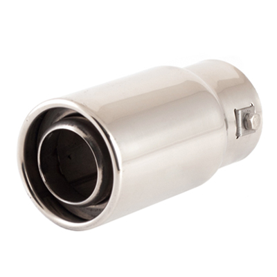 786-005 NEW GALAXY Насадка на глушитель NG-MT0155 d 76mm