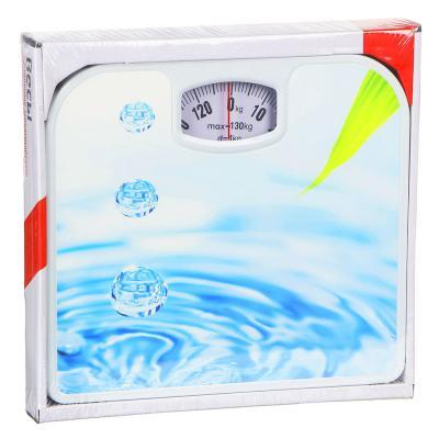 487-009 Весы напольные механические 130 кг, металл