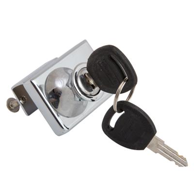 623-141 Замок для двойной стекл. двери б/сверления, 2 ключа (805)