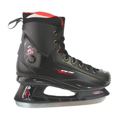 334-326 Коньки хоккейные PW-233 р.42