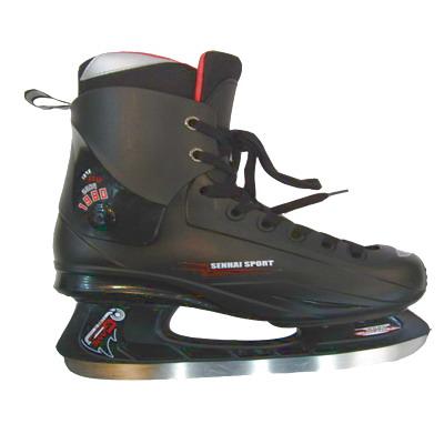 334-327 Коньки хоккейные PW-233 р.43