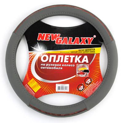 708-007 NEW GALAXY Оплетка молдинг под дерево JU80204GY темно серый M