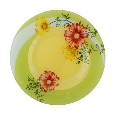 818-469 VETTA Ивет Тарелка десертная стекло 200 мм S3008-E015