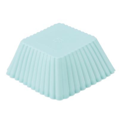 891-068 Набор форм для выпечки VETTA Кекс, 16 шт, 7х3 см, силикон