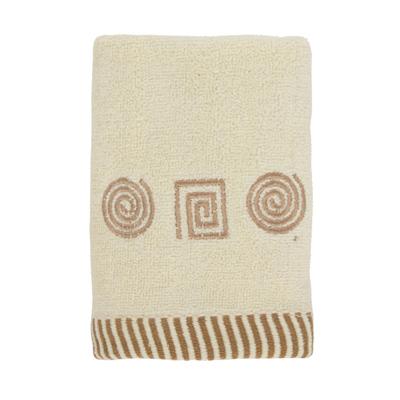 484-070 VETTA Полотенце махровое, 100% хлопок, 35x70см, Egypt, бежевое