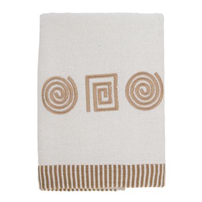 484-075 VETTA Полотенце махровое, 100% хлопок, 50x90см, Egypt белое