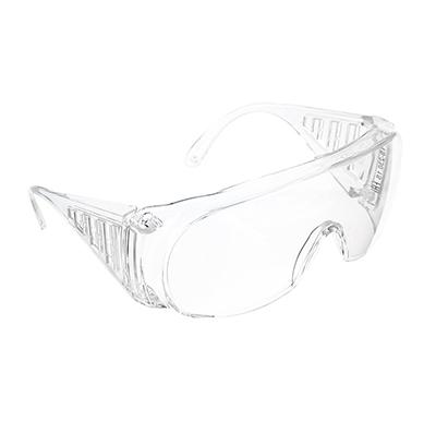 686-184 Очки защитные с дужками открытого типа, прозрачные, ударопрочный поликарбонат