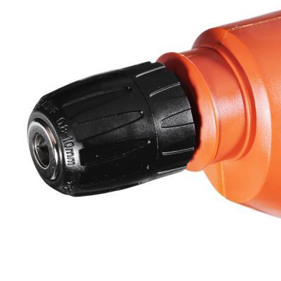 646-183 ЕРМАК Дрель электр. ДЭ-400-Б, 400 Вт, быстрозаж. патрон 10мм, 0- 2800 об/мин, рег. скорости, реверс.
