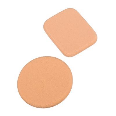 305-348 ЮниLook Набор спонжей для макияжа 2шт, латекс, d5,5см/4,3х5,3см