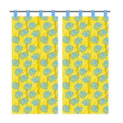 439-057 VETTA Kitchen шторы на окно (2 полотна) 0,75х170см PE SUN
