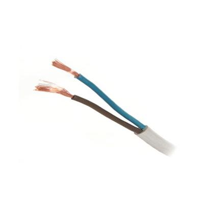 901-361 Провод ПВС 2*1,5 (бел.) (100м)
