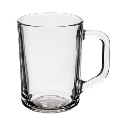 "818-738 ОСЗ Кружка стеклянная, 200мл, ""Greеn Tea"", 09с1433"