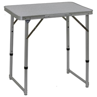 121-463 Стол складной алюм. 60х45(27+30)см, SJ-C01-3