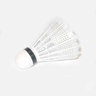341-151 Бадминтон волан пластиковый (блок 40шт, цена за шт)