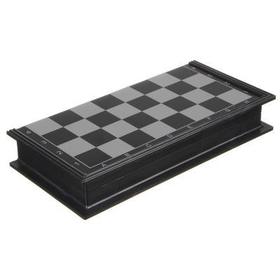 341-153 Шашки магнитные 24x24см, пластик, металл, SC5666