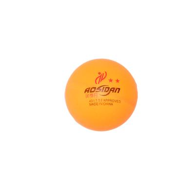 341-185 Теннис настольный шарик (в пакете 150 шт) ASD2