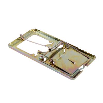 471-208 INBLOOM Мышеловка, анодированный металл, 16х8,5см