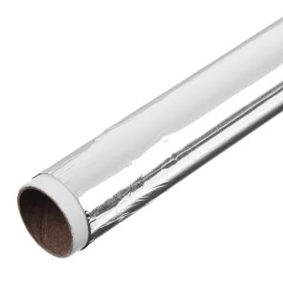 438-032 GRIFON Фольга алюминиевая 29см х 5м, 9мкр, в пленке, 500-005