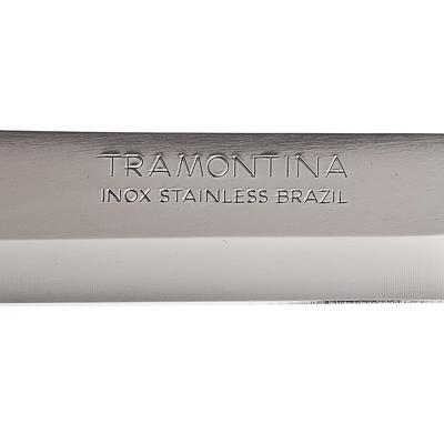 871-196 Кухонный нож 18 см Tramontina Athus, белая ручка, 23083/087