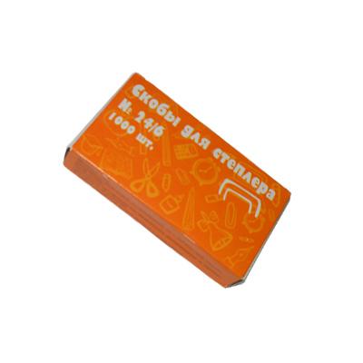 526-029 Скобы для степлера № 24/6, 1000шт/уп