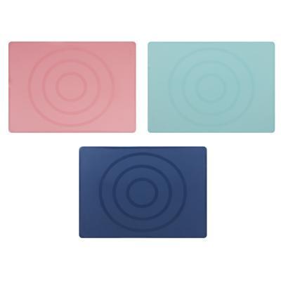 891-082 Коврик для раскатки теста VETTA, 41,5х31,5 см, силикон