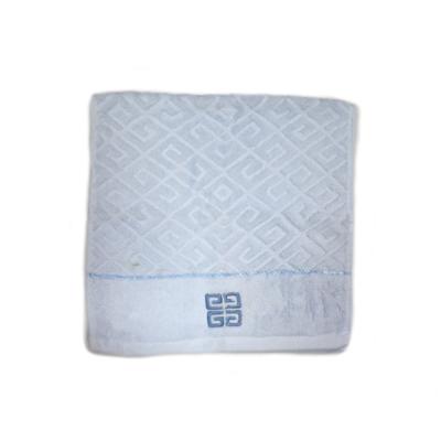 484-175 VETTA Полотенце банное, 100% хлопок, 32x70см, Greekсинее арт.FBS9015