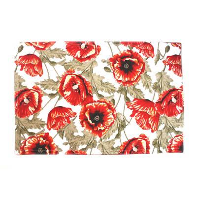 439-117 VETTA Kitchen Мат на стол 30x45см Ruby flower