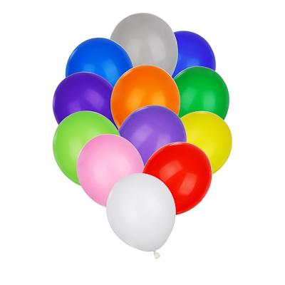 513-090 Шары воздушные 25 шт, цветные в пакете