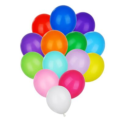 """513-092 Шары воздушные 100 шт, 12"""", цветные в пакете"""