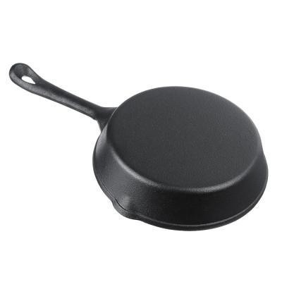 808-001 Сковорода чугунная d.15,5 см VETTA, 2 слива