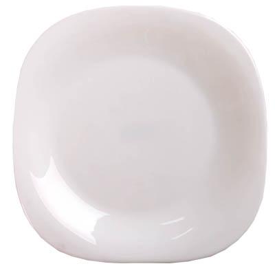 818-050 VETTA Калипсо Тарелка подстановочная опаловое стекло квадратная 290мм FFP115/6