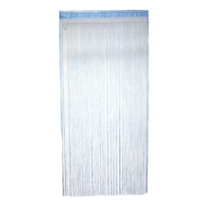 491-101 Занавеска нитяная 1x2м, с блестками, арт. 101