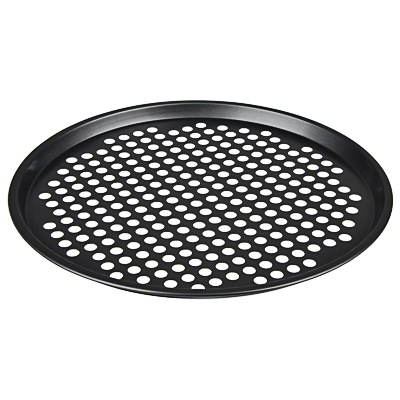 846-143 Форма для пиццы перфорированная, 33,5x1 см, VETTA