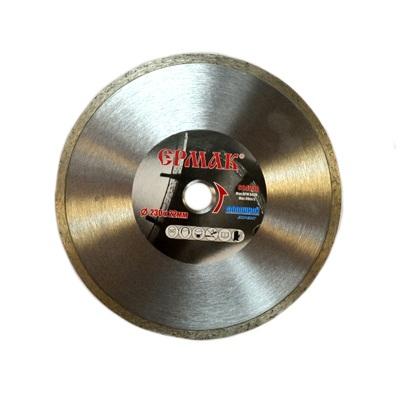 Диск алмазный отрезной сплошной 115х22,2мм new