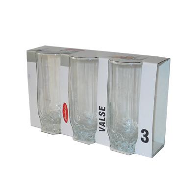 878-460 Набор стаканов 3шт, 293мл Вальс 42942