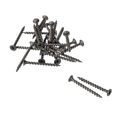 665-115 Саморез оксид крупный шаг 3,5x41мм, (35 шт), 100705