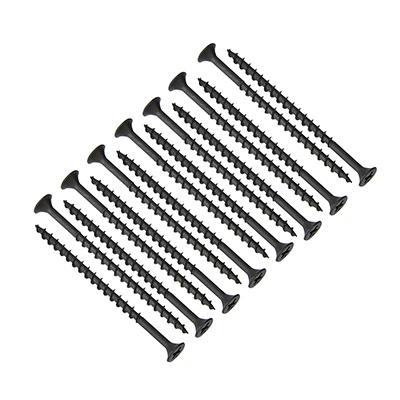 665-119 Саморез оксид крупный шаг 3,8x64мм, (15 шт), 100709