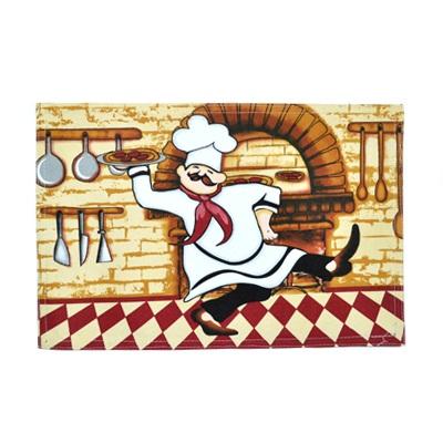 439-146 VETTA Kitchen Мат на стол 30x45см Italian cook