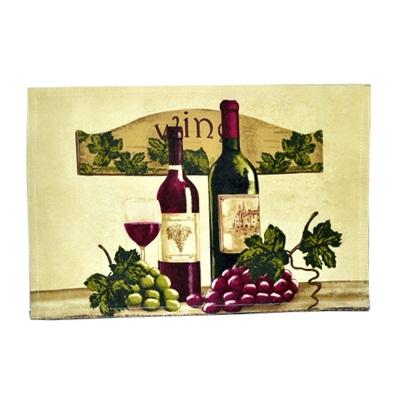 439-165 VETTA Kitchen Мат на стол 30x45см Wine house