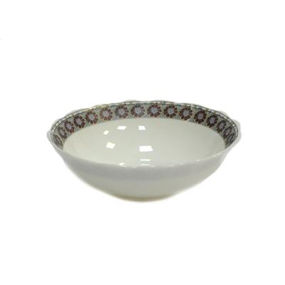 818-548 VETTA Элисса Салатник опаловое стекло 151мм HW-60
