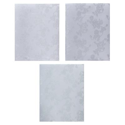 436-008 Скатерть на стол с люрексом полиэстер, 140x200см, VETTA