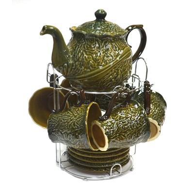 802-394 Набор чайный 13 пр. 230мл арт.131