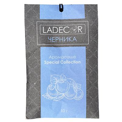 536-033 LADECOR Аромасаше Special Collection, 10гр, с ароматом черники