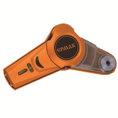 Уровень-маркер лазерный на вакуумной присоске с пылеуловителем для дрели, макс. d.сверла 10мм