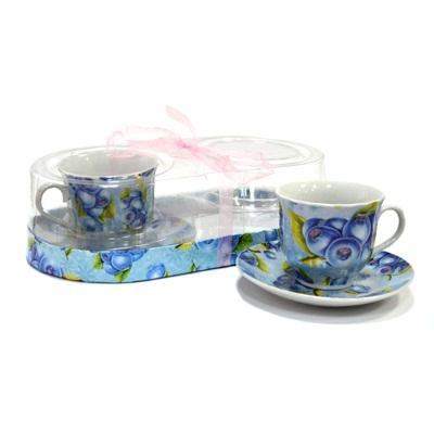 802-522 Набор чайный 4 пр. 250мл DL-F2PO-015