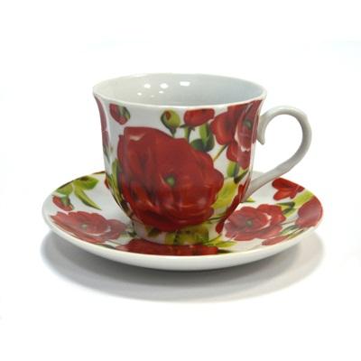 802-526 Набор чайный 12 пр. 250мл DL-F6-005
